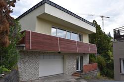 Pronájem světlého RD 4+kk, 2garáž, balkón a terasa (170 m2 plocha domu), tiché místo, Nový Lískovec